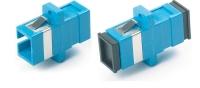 Адаптер проходной симплексный тип SC-SC Simplex